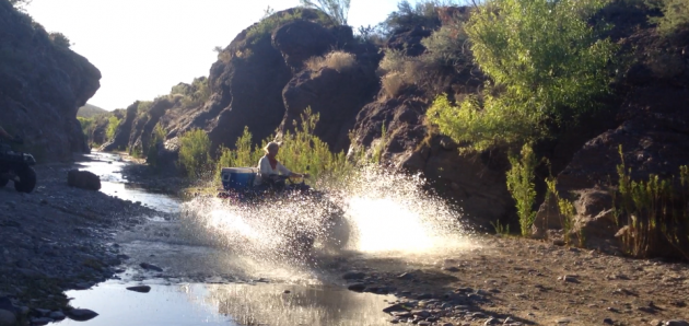 Wickenburg Area ATV Tours
